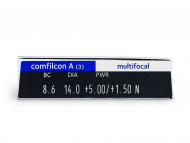 Biofinity Multifocal (3lente) - Attributes preview