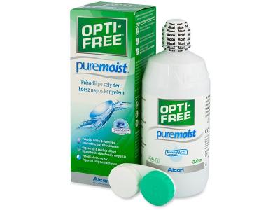 OPTI-FREE PureMoist solucion 300ml