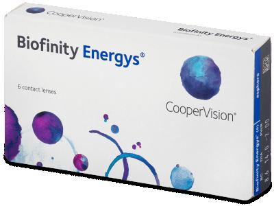 Biofinity Energys (6 lente)