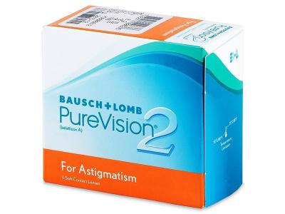 PureVision 2 For Astigmatism (6lente)