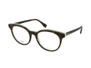 Syze Optike Cat Eye - Fendi FF 0249 086