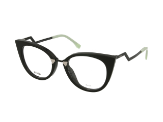 Syze Optike Cat Eye - Fendi FF 0119 AQM