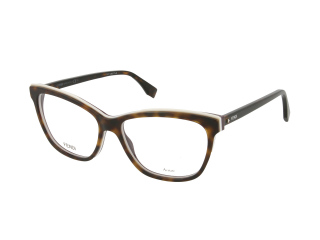 Syze Optike Cat Eye - Fendi FF 0251 086