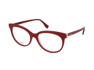 Syze Optike Fendi - Fendi FF 0254 - C9A Red