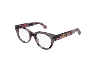 Syze Optike Ovale - Gucci GG0209O-003