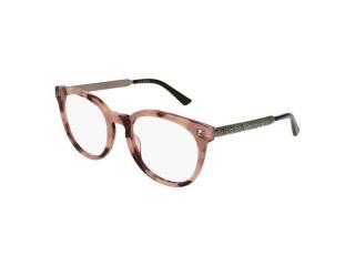 Syze Optike Ovale - Gucci GG0219O-010