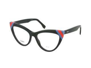 Syze Optike Cat Eye - Fendi FF 0245 PJP