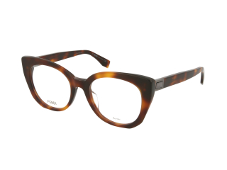 Syze Optike Cat Eye - Fendi FF 0272 086