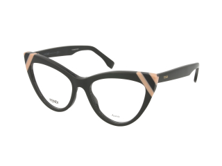 Syze Optike Cat Eye - Fendi FF 0245 KB7