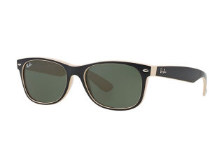 Syze Dielli Classic Way - Ray-Ban New Wayfarer Color MIX RB2132 875