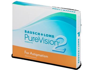 PureVision 2 for Astigmatism (3lente)