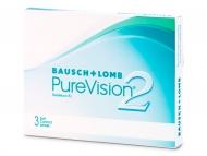 Bausch and Lomb Lente kontakti - PureVision 2 (3lente)