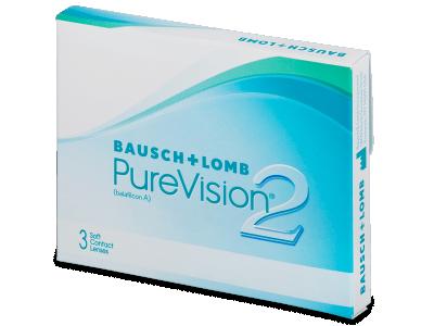PureVision 2 (3lente)