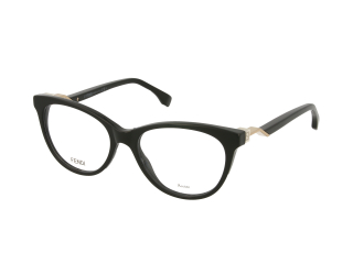 Syze Optike Cat Eye - Fendi FF 0201 807