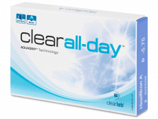 Clear All-Day (6lente)