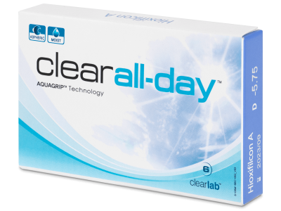 Clear All-Day (6 lente)