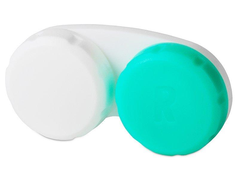 Kuti per lente jeshile & bardhe L+R