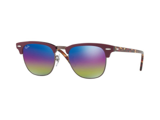 Syze Dielli Browline - Ray-Ban Clubmaster RB3016 1222C2