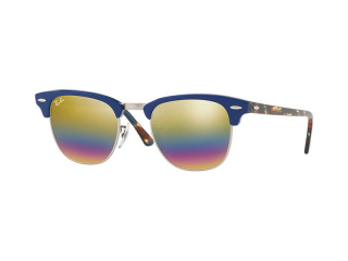 Syze Dielli Browline - Ray-Ban Clubmaster RB3016 1223C4