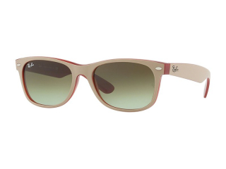 Syze Dielli Classic Way - Ray-Ban New Wayfarer RB2132 6307A6