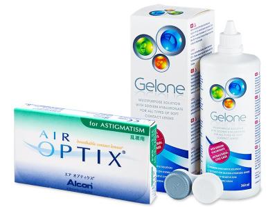Air Optix for Astigmatism (6lente) +GeloneSolucion360ml - Previous design