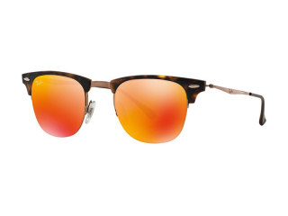 Syze Dielli Browline - Ray-Ban Clubmaster Light Ray RB8056 175/6Q