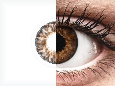 Air Optix Colors - Brown - Lente me Ngjyre & Optike (2lente)