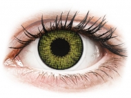 Lente kontakti Jeshile - jo optike - Air Optix Colors - Gemstone Green - Lente me Ngjyre (2 lente)