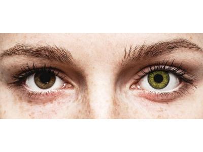Air Optix Colors - Gemstone Green - Lente me Ngjyre (2 lente)