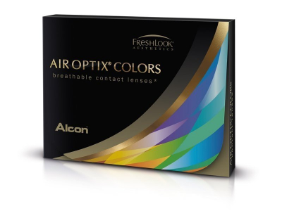 Air Optix Colors - Pure Hazel - Lente me Ngjyre (2 lente)