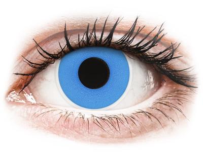 ColourVUE Crazy Lens - Sky Blue - Lente me Ngjyre (2 lente)