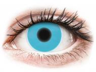 Lente kontakti Blu - jo optike - ColourVUE Crazy Glow Blue - Lente me Ngjyre (2lente)