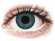 Lente kontakti Blu - jo optike - TopVue Color daily - Blue - Lente me Ngjyre (10lente)