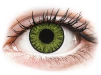 TopVue Color daily - Fresh green - Lente me Ngjyre & Optike (10lente)