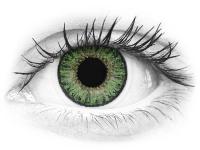 TopVue Color daily - Green - Lente me Ngjyre (10lente)