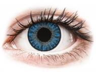 Lente kontakti Blu - jo optike - TopVue Color daily - Sapphire Blue - Lente me Ngjyre (10lente)