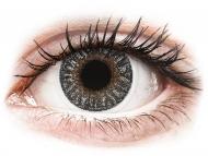 Lente kontakti Grey - optike - TopVue Color - Grey - Lente me Ngjyre & Optike (2lente)