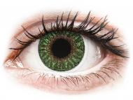 TopVue Lente kontakti - TopVue Color - Green - Lente me Ngjyre & Optike (2lente)
