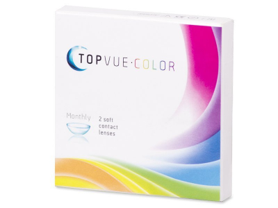 Previous design - TopVue Color - Green - Lente me Ngjyre & Optike (2lente)