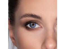 TopVue Color - True Sapphire - Lente me Ngjyre & Optike (2lente)