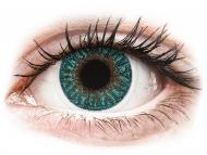 TopVue Lente kontakti - TopVue Color - Turquoise - Lente me Ngjyre (2 lente)