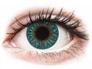 Lente kontakti Jeshile - jo optike - TopVue Color - Turquoise - Lente me Ngjyre (2 lente)