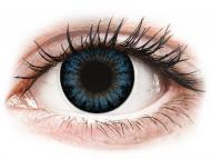Lente kontakti Blu - jo optike - ColourVUE BigEyes Cool Blue - Lente me Ngjyre (2lente)