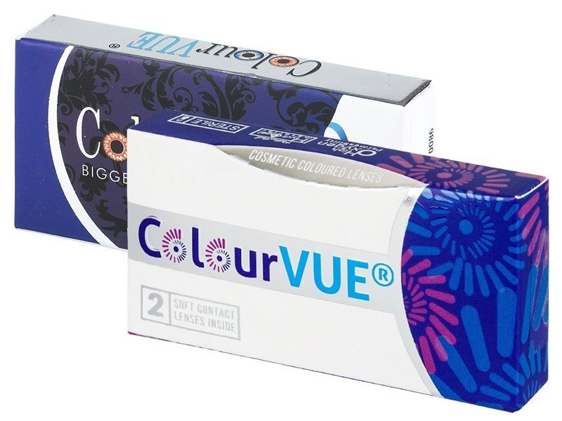 ColourVUE 3 Tones Green - Lente me Ngjyre (2lente) - ColourVUE 3 Tones Green - Lente me Ngjyre (2lente)