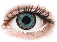 Lente kontakti Blu - jo optike - ColourVUE Fusion Blue Gray - Lente me Ngjyre (2lente)