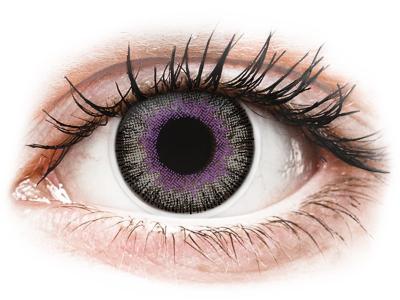 ColourVUE Fusion Violet Gray - Lente me Ngjyre (2lente)