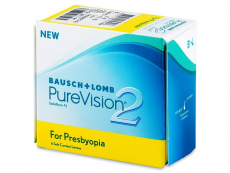 Purevision 2 for Presbyopia (6 lente) - Previous design