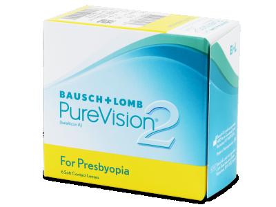 Purevision 2 for Presbyopia (6 lente)
