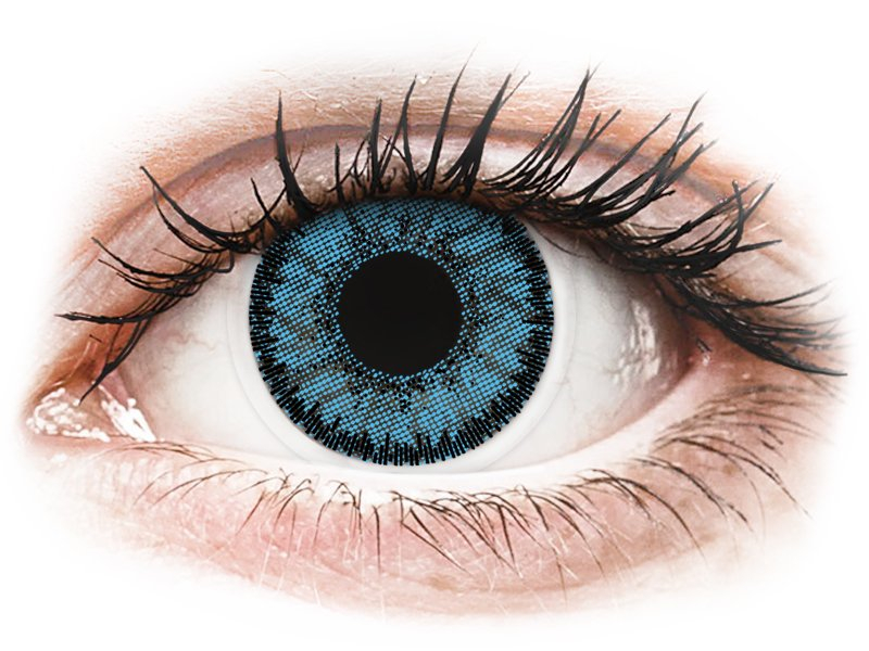 SofLens Natural Colors Pacific - Lente me Ngjyre & Optike (2 lente) - Coloured contact lenses