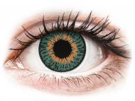 Lente kontakti Blu - optike - Expressions Colors Aqua - Lente me Ngjyre & Optike (1 lente)